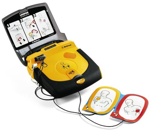 massima defibrillatore